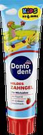 Детская зубная паста DontoDent Kids до 6 лет 100 мл (Германия)