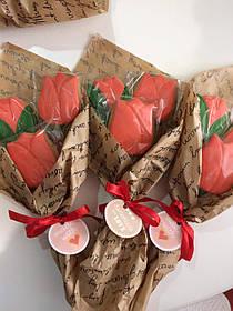 Подарочный букет из пряников