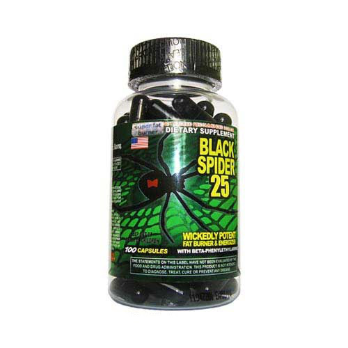 Black Spider / Блек Спайдер100 капсул
