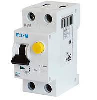 Дифференциальный автоматический выключатель PFL6-6/1N/C/003 EATON