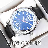 Мужские наручные часы Diesel M73 на кожаном ремешке