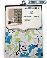 Штора в ванную Canvas Premium 178Х183 см Эксклюзив SC1920056