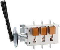 Разрывной рубильник ВР32-400 400А c дугогасительными камерами, фото 1