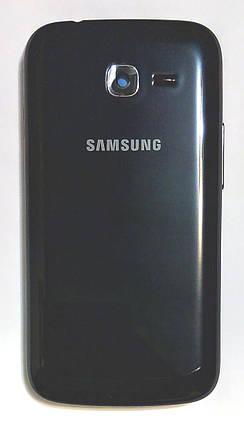 Корпус для Samsung S7262 Galaxy Star Plus Duos, черный, фото 2