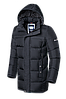 Мужская удлиненная зимняя куртка Braggart (р. 46-56) арт. 2526