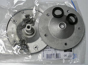 Фланец опора барабана для стиральных машин Whirpool Cod 085 481252088117 2 штуки с болтами и сальником