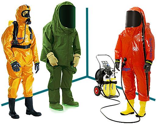 Химо-Кислото-Водозахисний Одяг