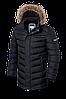Удлиненная мужская зимняя куртка Braggart Aggressive (р. 46-56) арт. 3155