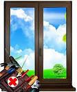 Ремонт, Регулювання, Обслуговування Вікон та Дверей