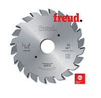 Пилы дисковые подрезные  двухкорпусные Freud LI16M EB3 для ДСП МДФ  D125*B2.8*b3.6*d22 14+14z