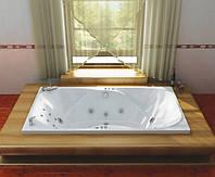 Акриловая ванна Triton Атлант, 2050х1200х710 мм