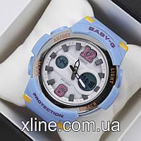 Унисекс наручные часы Casio Baby-G 5465 на каучуковом ремешке