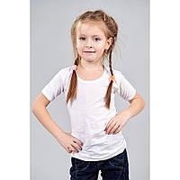 Футболка детская белая Starcotton 92150