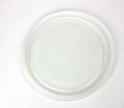 Тарелка СВЧ LG D=245 мм без куплера, плоская (3390W1G005A) (Универсальная)