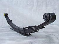 Рессора Opel Frontera с сайлентблоком и втулками