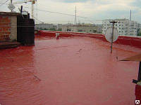 Капитальный ремонт крыш (сплошное бесшовное гидроизоляционное покрытие)