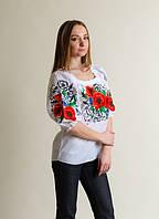 """Вышиванка - блуза  женская """" Эхо  """" 997 (Л.Л.Л)"""
