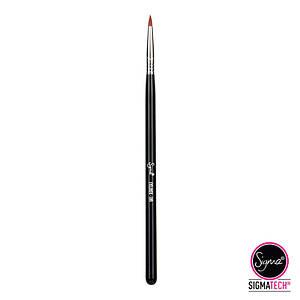 Тонкая кисть для подводки Sigma Eyeliner Brush - E05