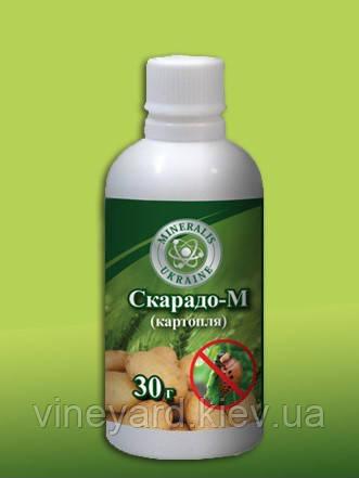 Скарадо-М, биоинсектицидный препарат для овощей, 1 л