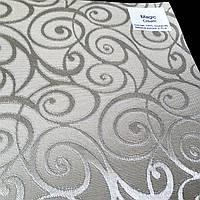 Тканинні ролети з тканини Magic, фото 1