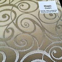 Тканевые роллеты из ткани Magic, фото 1