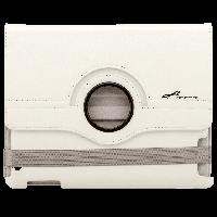 "9.7"" LF-832WH Чехол с подставкой для iPad, планшета до 9.7"" кожзам, белый (2699)"