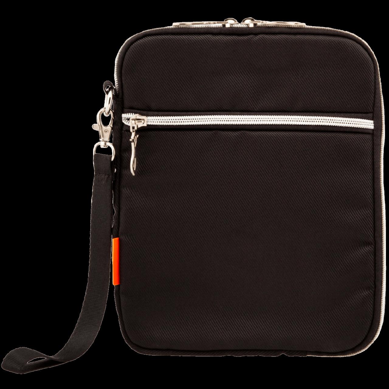 """9.7"""" LF-655  Чехол для iPad, планшета, неопрен, Apple- дизайн, черный (2444)"""