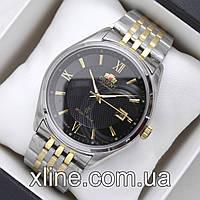 Мужские наручные часы Orient Automatic KL ER1Y-CO-B CA на металлическом  браслете 9efa08a3d2f