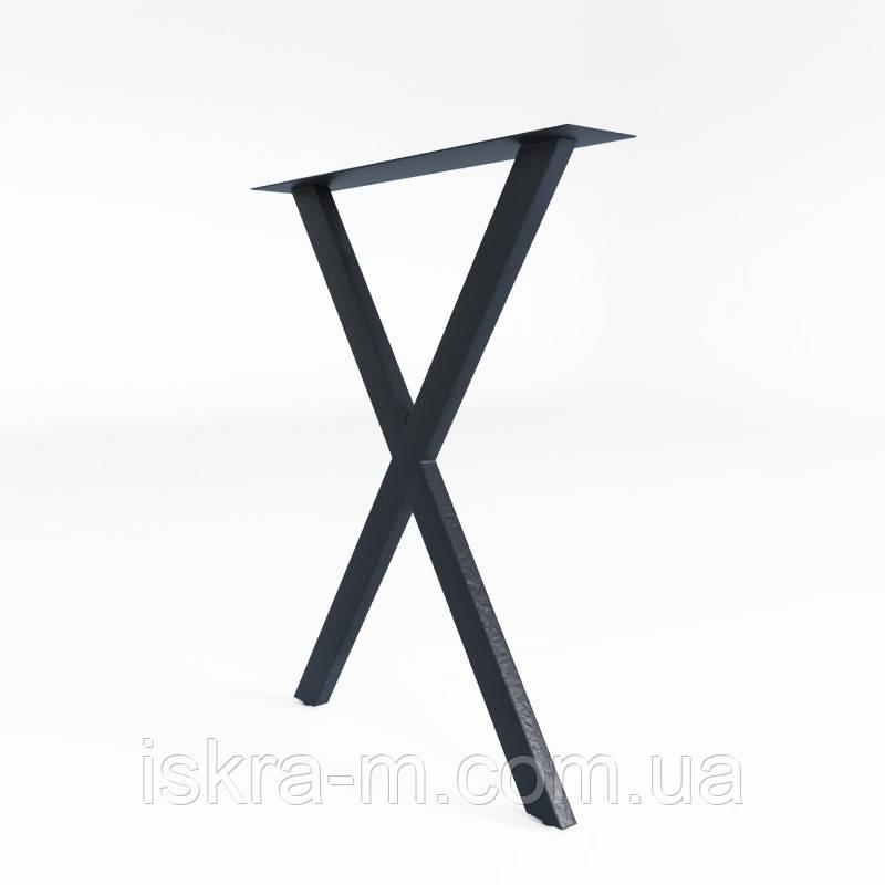 Основа металлическая на барный стол, фото 1