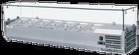 Витрина для топинга Rauder SRV 1500/330