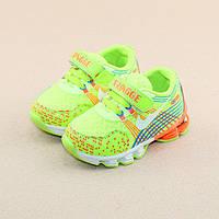 Кроссовки летние детские Nike салатовые Одесса