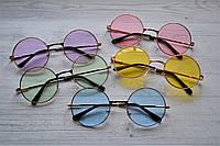 Солнцезащитные очки тишейды с цветной линзой, фото 1
