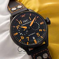 Мужские наручные часы  IWC Laureus Sport  IWC black black (05018), фото 1