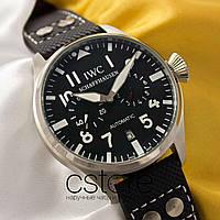 Мужские наручные часы  IWC Laureus Sport black silver (05019), фото 1