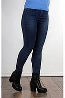 Теплые женские джинсы 14420