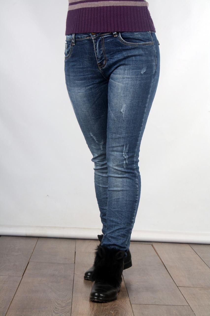 Модные женские джинсы 207