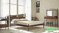 Односпальне ліжко Ніколь Метал Дизайн