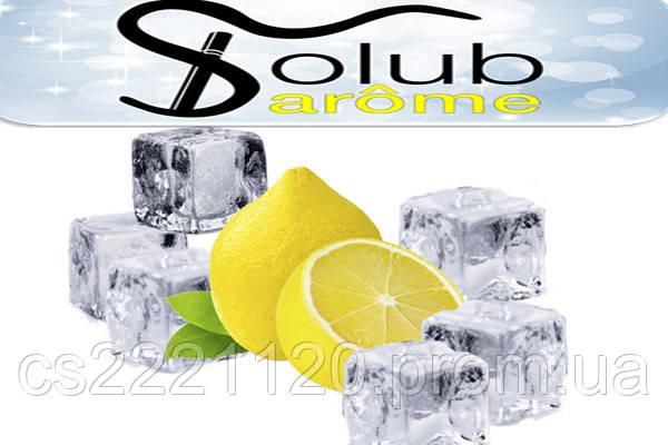 Ароматизатор Solubarome Lemon frosted (Лимон со льдом) 5 мл.