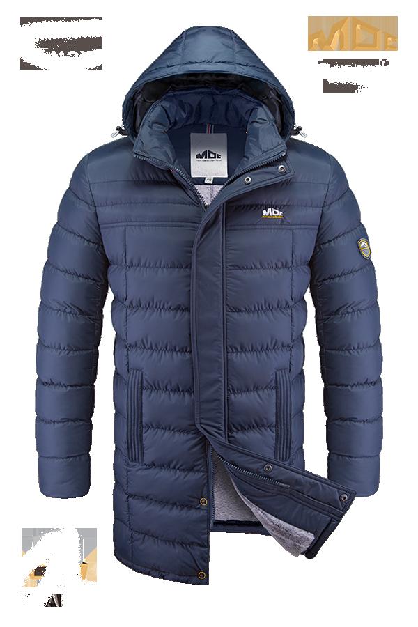 Куртка мужская удлиненная
