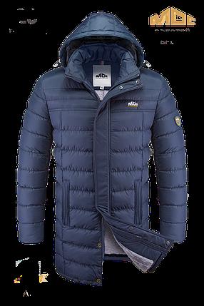 Куртка мужская удлиненная, фото 2
