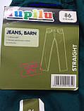 Лёгкие детские брюки Lupilu на девочку 1-1,5 года, рост 86, фото 5