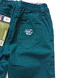 Лёгкие детские брюки Lupilu на девочку 1-1,5 года, рост 86, фото 6