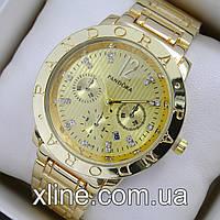 Женские наручные часы Pandora A19 на металлическом браслете