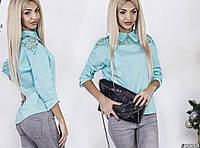 Блузка женская в расцветках 24108, фото 1