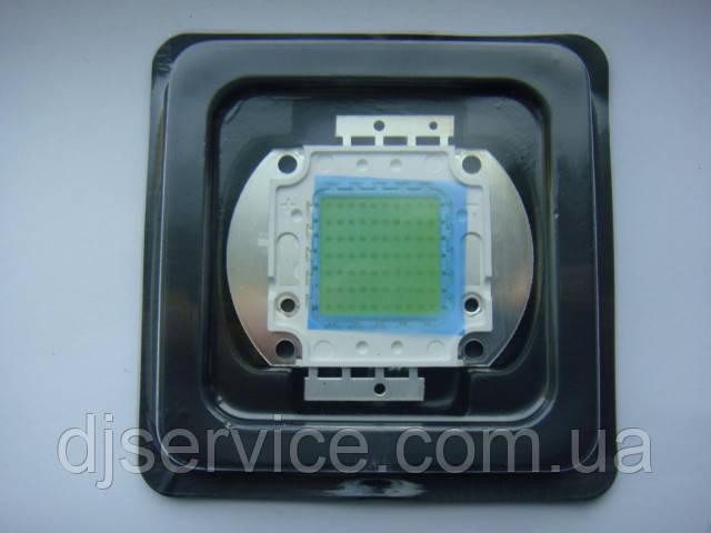 LED диод 70w  white для голов, сканнеров др.