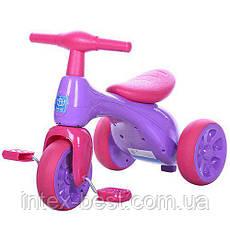 Детский трехколесный велосипед Bambi (601S-8), фото 3