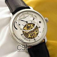 Мужские наручные часы Vacheron Constantin automatic tourbillon silver white (05073)
