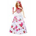 Лялька Барбі Дримтопия Цукеркова Barbie принцеса Dreamtopia Princess DYX28, фото 5