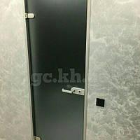 Дверь стеклянная межкомнатная