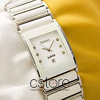 Женские наручные часы Rado integral silver white (05087)